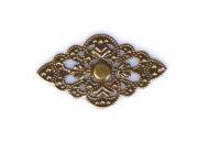 Kovový ornament - bronz