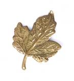 Kovový list - bronz