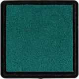 Univerzální razítkovací barva - zelená