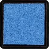 Univerzální razítkovací barva - světle modrá