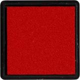 Univerzální razítkovací barva - červená