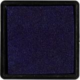 Univerzální razítkovací barva - tmavě modrá