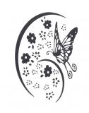 Embosovací kapsa - Motýl 01