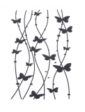 Embosovací kapsa - Motýl 02