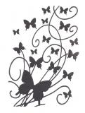 Embosovací kapsa - Motýl 03