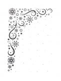 Embosovací kapsa - Vánoce