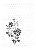 Embosovací kapsa - Květina