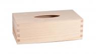 Krabička na kapesníky 25,5x13,5x8,5 cm