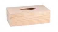 Krabička na kapesníky 25,5 x 13,5 x 8,5 cm