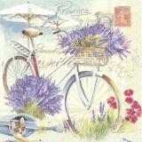 Ubrousek 33x33 - Provence Toujour
