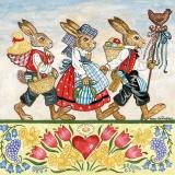 Ubrousek 33 - Velikonoční zajíci