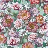Ubrousek 33x33 - Popínavé růže