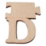 Abeceda jmenovky - písmeno D