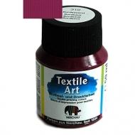 Barva na textil - bordó