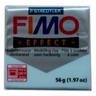 Fimo effect - modrý achát 56g