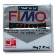 Fimo effect - transparentní bílá 56g