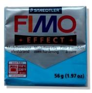 Fimo effect - transparentní modrá 56g