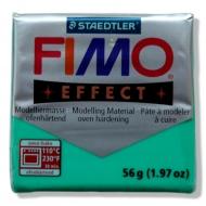 Fimo effect - transparentní zelená 56g