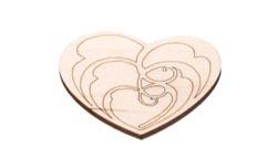 Magnet - srdce 14