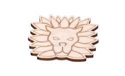 Magnet zvěrokruh - lev