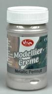 Modelovací krém - perleťový 90 ml