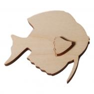 Předměty překližka - rybka 5