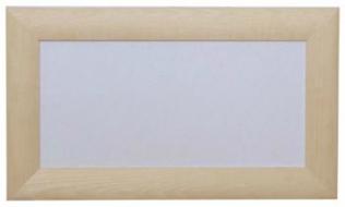 dreveny ramecek 24x12 cm pro decoupga