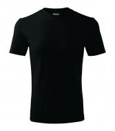 Tričko Adler CLASSIC unisex - černá