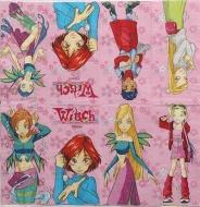 Ubrousky detske - Witch 1