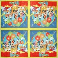 Ubrousek Disney- Pixar - Myšák Mickey a přátelé