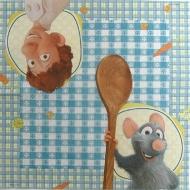 Ubrousek Disney- Pixar - Ratatouille 2