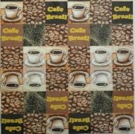 Ubrousek káva - Café Brasil