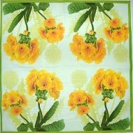 Ubrousek květiny - petrklíč