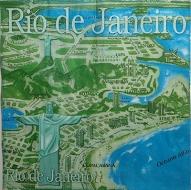 Ubrousek města - Rio de Janeiro