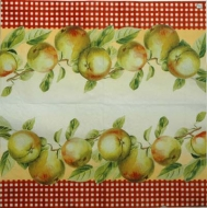 Ubrousek ovoce - jablíčka