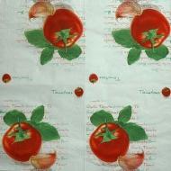 Ubrousek plody - rajčata