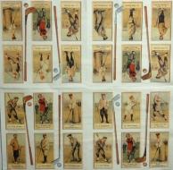 Ubrousek sport - golf kartičky