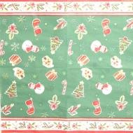 Ubrousek vánoční - vánoční ozdoby
