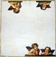 Ubrousek andělský - andělé