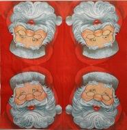 Ubrousek vánoční - Santa Claus