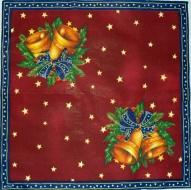 Ubrousek vánoční - zvonky