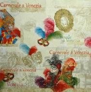 Ubrousky města - karneval v Benátkách