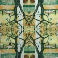 Ubrousek zátiší - olivový strom