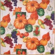 Ubrousek zelenina- podzimní směs