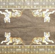 Ubrousek zvířata - tygr