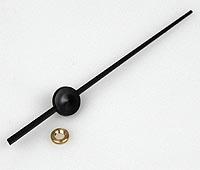 Vteřinová ručička černá