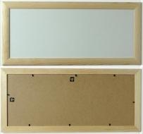 Rámeček dřevěný 50x20 cm