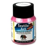 Barva na tmavý textil - růžová