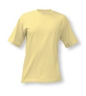 Triko Classic -světle žluté