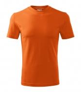 Tričko Adler CLASSIC unisex - oranžová